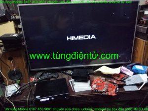 Sửa chữa unbrick himedia Q10iv treo logo không lên nguồn www.tungdientu.com mobile 0167.453.9601